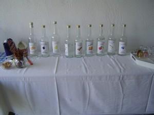 Probierflaschen